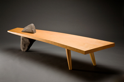 Seth Rolland — Gibralar Bench or Coffee Table