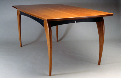 Wood Dining Room Tables On Janna S Dining Table Solid Cherry Furniture