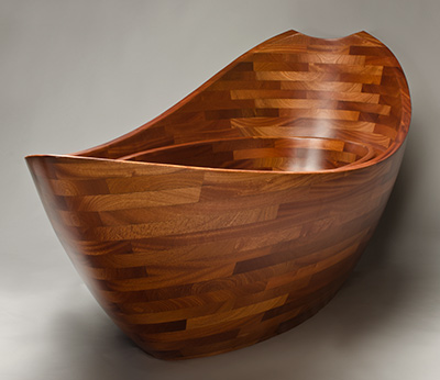 salish sea bathtub by seth rolland. Black Bedroom Furniture Sets. Home Design Ideas