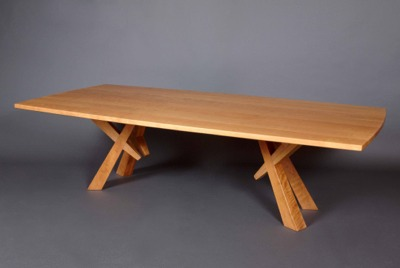 Max's Cherry Dining Table by Seth Rolland Custom Furniture