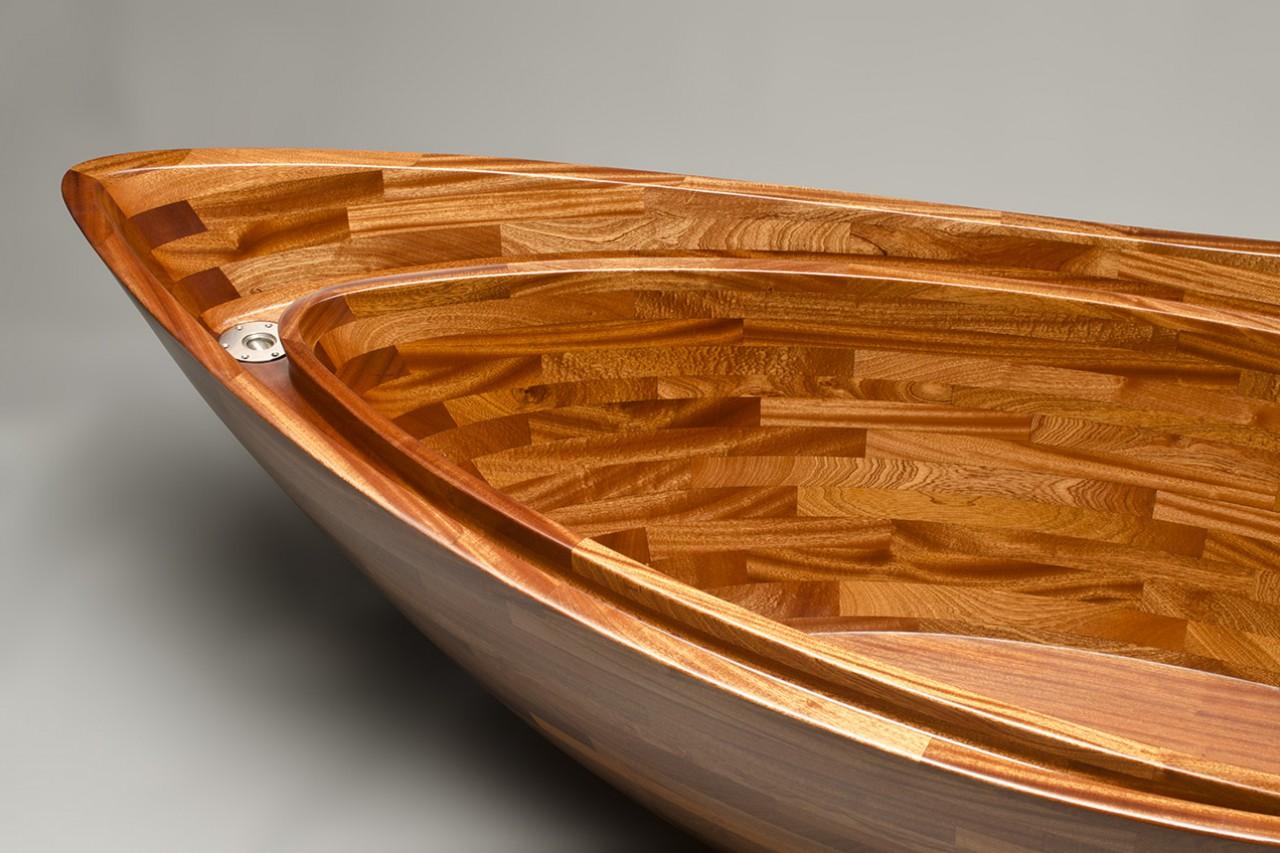 Salish Sea Bathtub Elegant Solid Wood Tub Seth Rolland