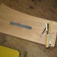 Cayuga nightstand in progress