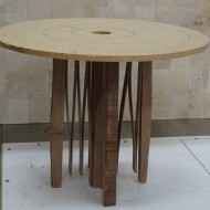 model for cafe table